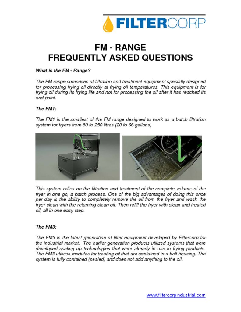 thumbnail of FM RANGE FREQUENTLY ASKED QUESTIONS March 2017