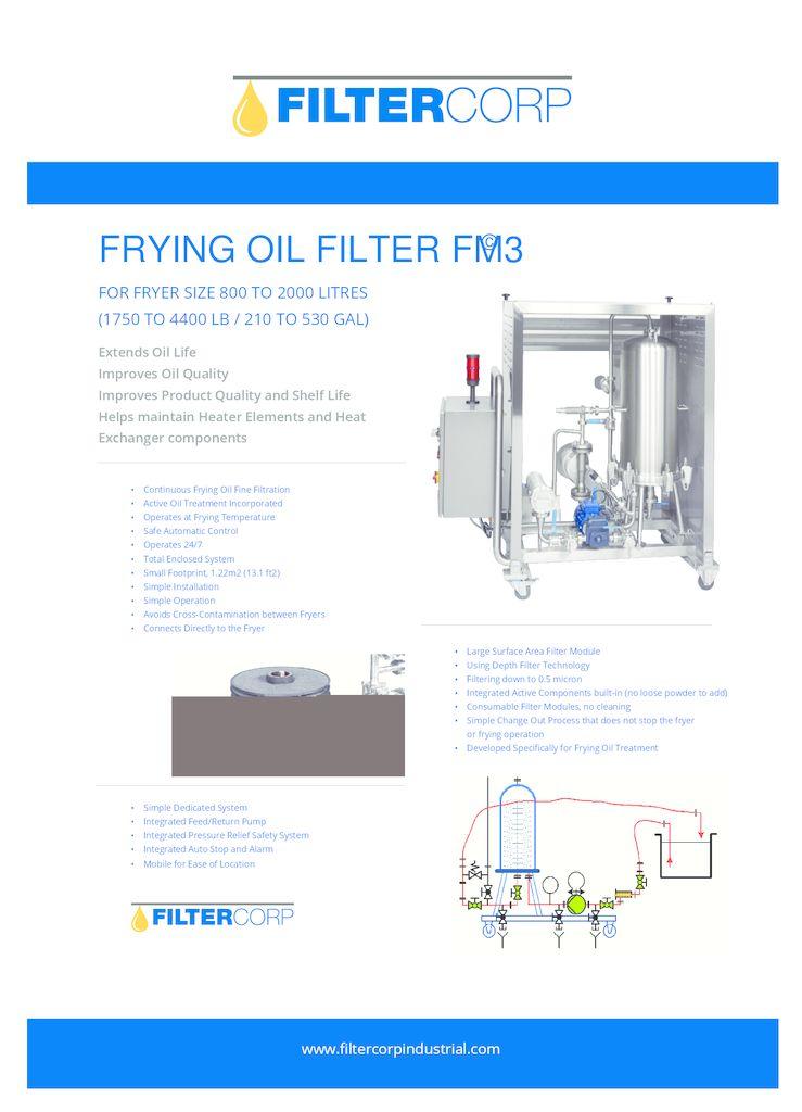 thumbnail of Filtercorp-FM3-data-sheet