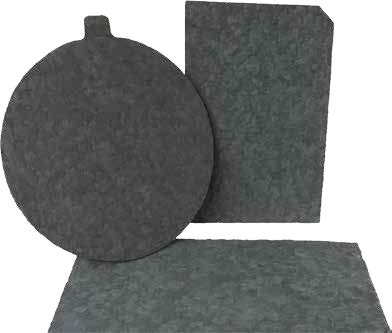 FM1 - Large Surface Filter Pad