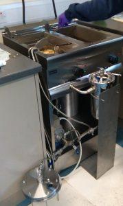Frying Lab